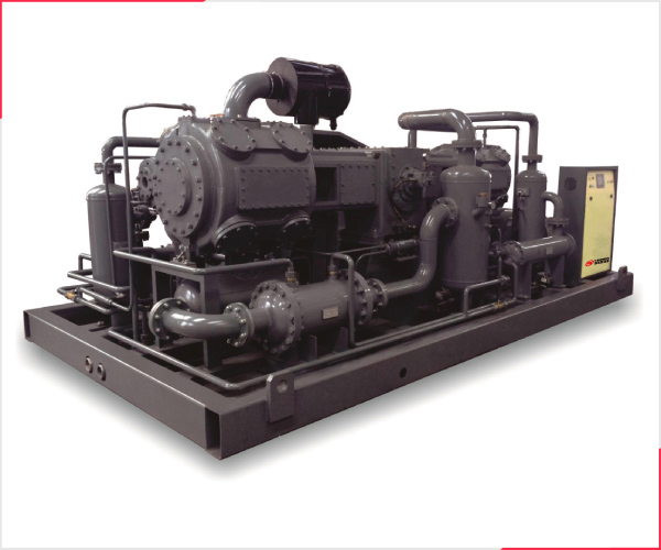 YDTM Series Absolute Pressure Oil-free Medium and High Pressure Compressor